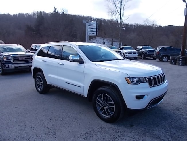 New 2019 Jeep Grand Cherokee Limited 4x4 SUV for sale in Mahaffey, PA