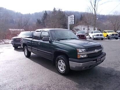 Used 2003 Chevrolet Silverado 1500 Ls Extended Cab 4x4 In Mahaffey Pa 181168 Vin 2gcek19t331181168