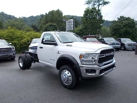 Featured New 2019 Ram 5500 Chassis Cab Regular Cab Dually 4x4 Cab and Chassis for Sale in Mahaffey, PA