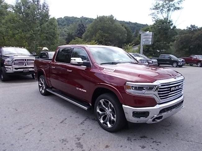 New 2019 Ram 1500 Laramie Longhorn Crew Cab 4x4 Truck Crew Cab for sale in Mahaffey, PA