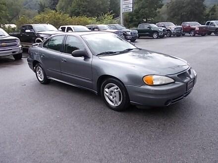 Featured Used 2004 Pontiac Grand Am SE Sedan 1G2NE52F94M560186 for Sale in Mahaffey, PA