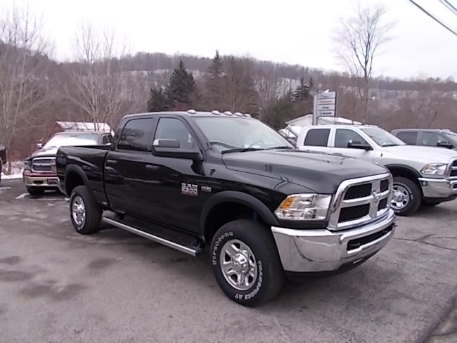 52ef7d24a162 New 2018 Ram 2500 ST Off-Road Edition Crew Cab 4x4 Truck Crew Cab for