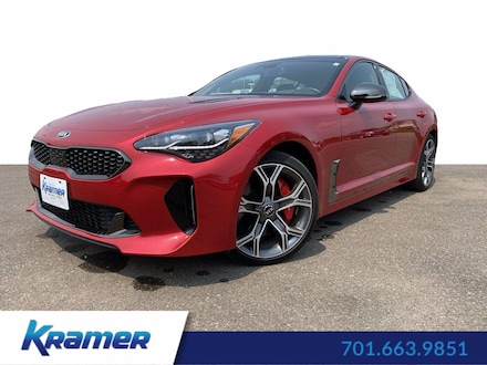 Featured Used 2018 Kia Stinger GT2 GT2 RWD for Sale near Bismarck, ND