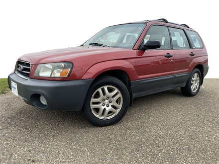 Featured Used 2003 Subaru Forester X SUV for Sale near Bismarck, ND