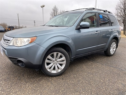 Featured Used 2011 Subaru Forester 2.5X Premium SUV for Sale near Bismarck, ND