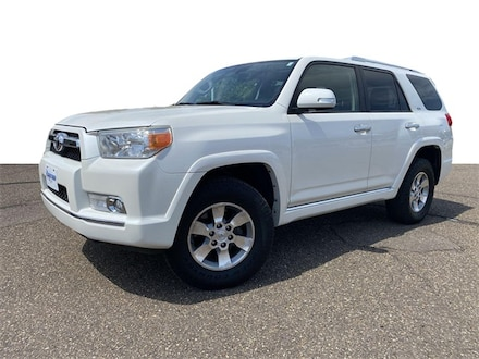 Featured Used 2012 Toyota 4Runner SR5 SUV for Sale near Bismarck, ND