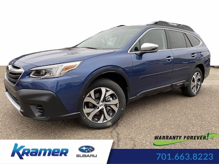 Featured New 2021 Subaru Outback Touring XT SUV for sale in Mandan, ND