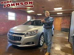 Used 2015 Chevrolet Malibu LTZ w/1LZ Sedan for sale in DuBois, PA at Kurt Johnson Auto Sales