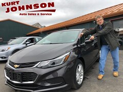 Used 2017 Chevrolet Cruze LT Auto Sedan for sale in DuBois, PA at Kurt Johnson Auto Sales