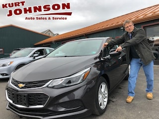 Used 2017 Chevrolet Cruze LT Auto Sedan 1G1BE5SM0H7114681 for sale in DuBois, PA at Kurt Johnson Auto Sales