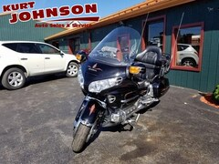 Used 2001 Honda GL1800 GL1800 MC for Sale in DuBois, PA at Kurt Johnson Auto Sales