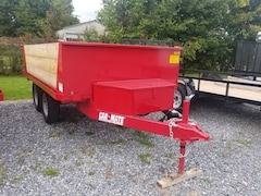 Used 2018 Car Mate 6X10 Hydraulic Dump Trailer Boat for Sale in DuBois, PA at Kurt Johnson Auto Sales