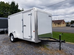 Used 2019 Car Mate 6X12 Sportster Cargo Trailer Cargo Van for Sale in DuBois, PA at Kurt Johnson Auto Sales