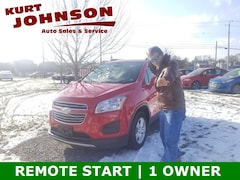 Used 2015 Chevrolet Trax LT SUV for sale in DuBois, PA at Kurt Johnson Auto Sales