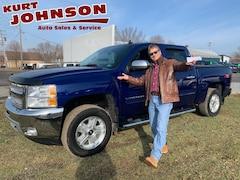 Used 2013 Chevrolet Silverado 1500 LT Truck Crew Cab for sale in DuBois, PA at Kurt Johnson Auto Sales