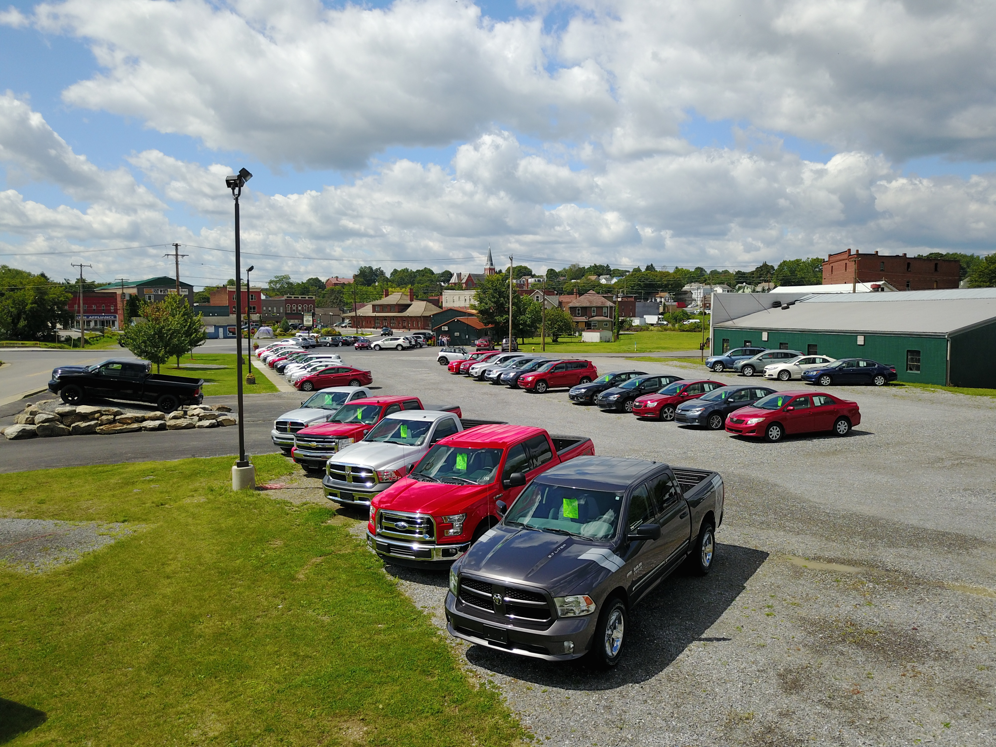 about kurt johnson auto sales used car dealer near clearfield pa