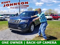 Used 2016 Ford Explorer XLT SUV for sale in DuBois, PA at Kurt Johnson Auto Sales