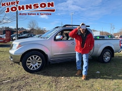Used 2011 Nissan Frontier Truck Crew Cab for Sale in DuBois, PA at Kurt Johnson Auto Sales