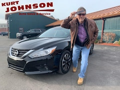 Used 2018 Nissan Altima 2.5 Sedan for Sale in DuBois, PA at Kurt Johnson Auto Sales