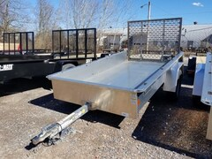 Used 2019 Car Mate 5 X 10 Aluminum Sided W/Gate for Sale in DuBois, PA at Kurt Johnson Auto Sales