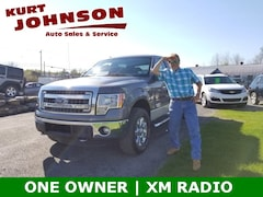 Used 2013 Ford F-150 Truck SuperCrew Cab 1FTFW1ET4DFA13497 for sale in DuBois, PA at Kurt Johnson Auto Sales