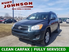 Used 2010 Toyota RAV4 Base SUV for Sale in DuBois, PA at Kurt Johnson Auto Sales