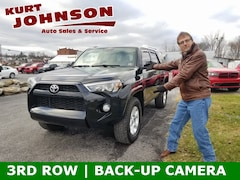 Used 2015 Toyota 4Runner SUV for Sale in DuBois, PA at Kurt Johnson Auto Sales