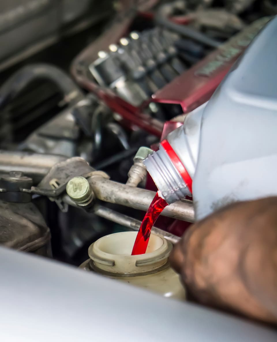 Replace Your Auto Fluids in DuBois, PA