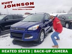 Used 2016 Ford Escape SE SUV 1FMCU9GX2GUB55012 for sale in DuBois, PA at Kurt Johnson Auto Sales