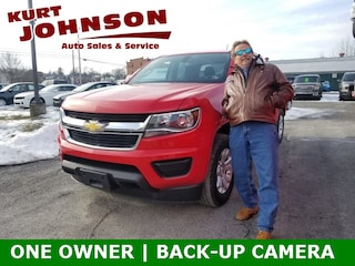 Used 2018 Chevrolet Colorado LT Truck Crew Cab 1GCGTCEN1J1295892 for sale in DuBois, PA at Kurt Johnson Auto Sales