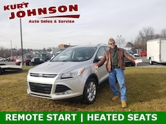 Used 2016 Ford Escape Titanium SUV for sale in DuBois, PA at Kurt Johnson Auto Sales