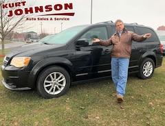 Used 2016 Dodge Grand Caravan SXT Van 2C4RDGCG3GR370839 for Sale in DuBois, PA at Kurt Johnson Auto Sales