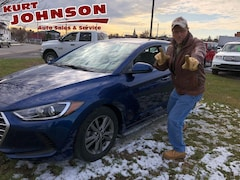 Used 2018 Hyundai Elantra Sedan 5NPD84LF5JH249190 for Sale in DuBois, PA at Kurt Johnson Auto Sales