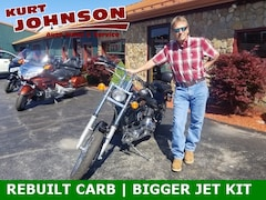 Used 1998 Harley-Davidson Softail Custom Motorcycle for Sale in DuBois, PA at Kurt Johnson Auto Sales