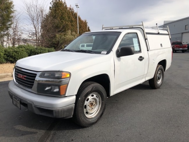 2005 GMC Canyon Truck Regular Cab