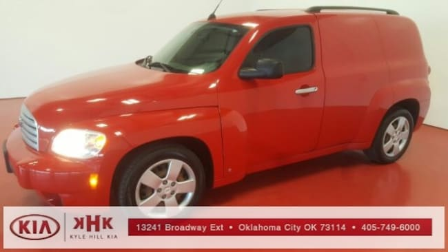 Used 2007 Chevrolet Hhr Panel For Sale Oklahoma City Ok