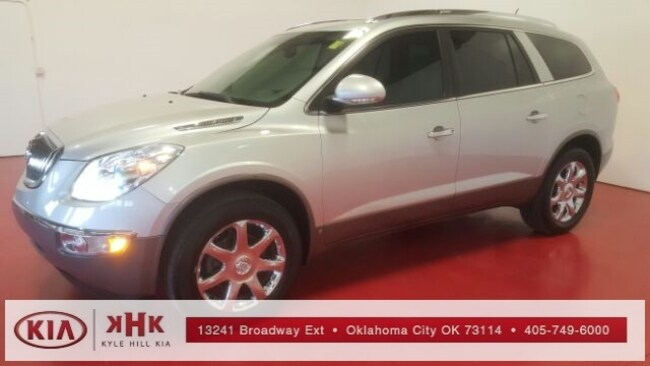 Used Buick Enclave For Sale Oklahoma City OK - Oklahoma city buick dealers