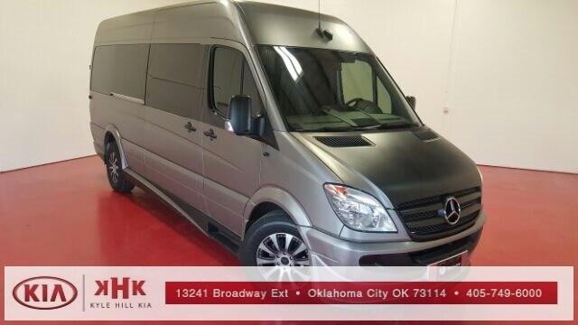 2012 Mercedes-Benz Sprinter-Class High Roof Van Extended Cargo Van