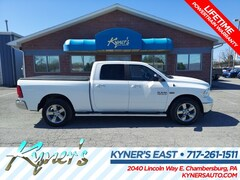 Used 2018 Ram 1500 Big Horn Truck Crew Cab for sale in Chambersburg