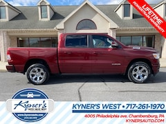 Used 2019 Ram 1500 Big Horn/Lone Star Truck Crew Cab for sale in Chambersburg
