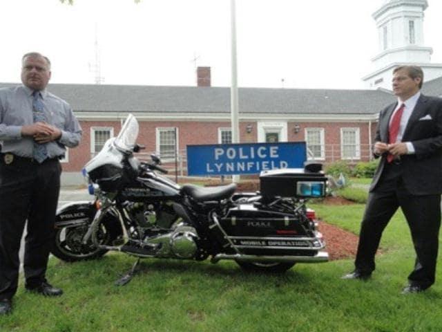 Kelly Nissan Lynnfield >> Kelly Auto Donates And Renews Lynnfield Police Service Bike