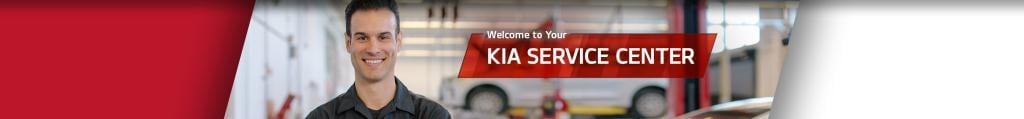 Welcome to Your Kia Service Center