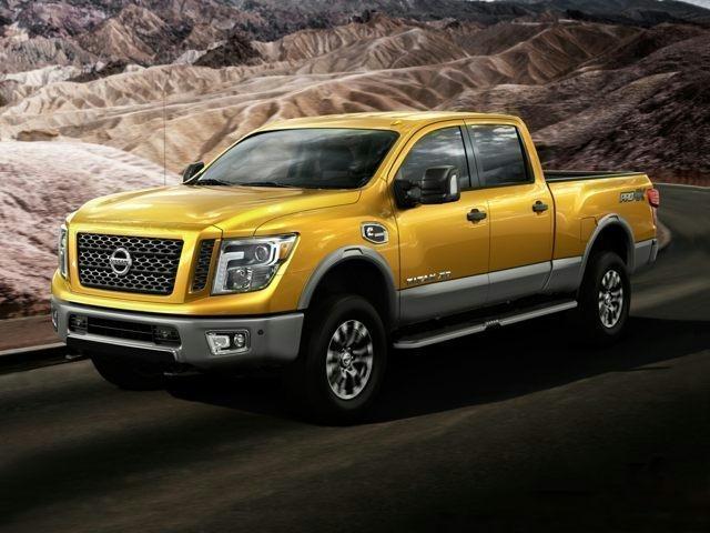 The 2016 Nissan Titan Diesel: ...