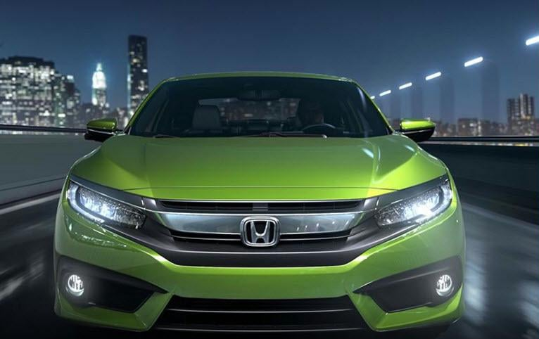 2016 Honda Civic Dealer