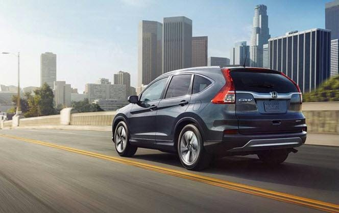 2016 Honda CR-V Dealer