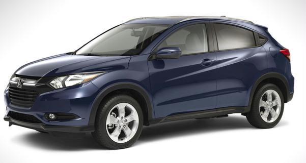 2016 Honda HR-V Crossover