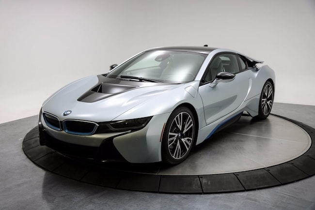 2014 BMW I8 Base Coupe UMEX64724