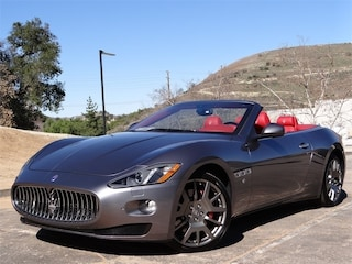 2016 Maserati GranTurismo Base Convertible NMG173213