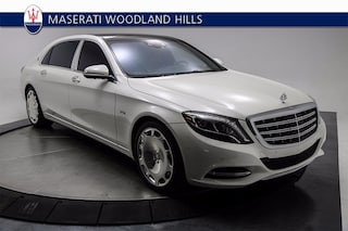 2016 Mercedes-Benz S-Class S 600 Sedan UMG173970