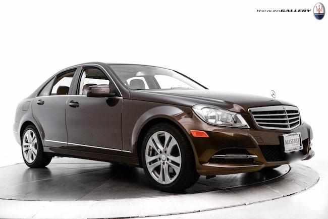 2013 Mercedes-Benz C-Class C250 Sedan CMD746837